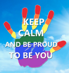 be proud to be you